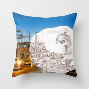 Dolphin_Pillow