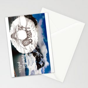 Travel with PolarBear-card