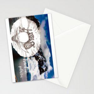 Travel with PolarBear-card