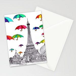 Travel with Umbrellas_card