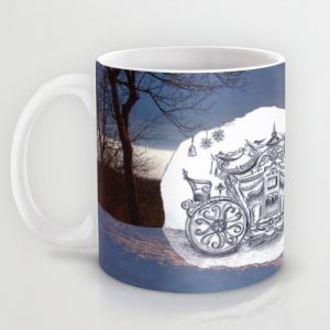 christmas sledge mug3