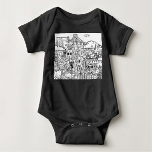 doodles_babysuit-darkblue