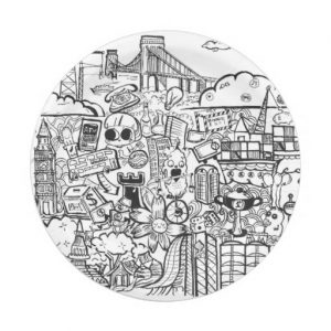 doodles_paperplate