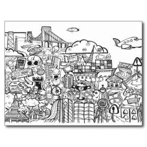 doodles_postcard