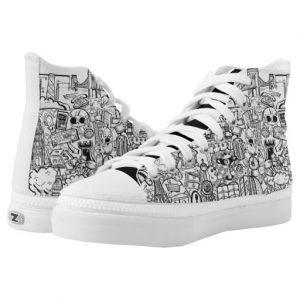 doodles_shoes