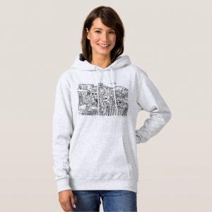 doodles_winter-t-shirt
