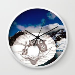 polar_bear_clock