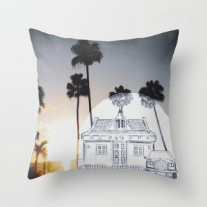 sunsetpillow