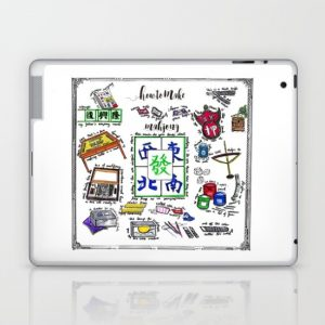 how-to-make-mahjong-z6f-laptop-skins