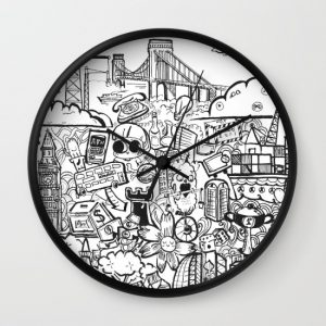 travel-with-penso-wall-clocks