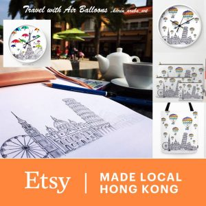 ETSY Made Local Hong Kong