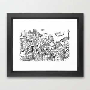 travel-with-penso-framed-prints